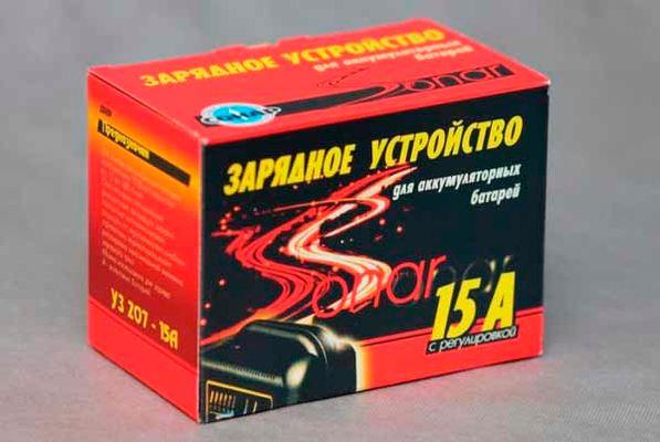 Зарядка Сонар УЗ 207.03 (Сеть 220В), фото , изображение 2